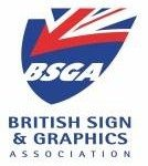 BSGA logo & name COLOUR