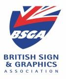 Ecosse Signs are now a member of the British Sign and Graphics Association (BSGA)