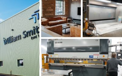 Five years of developments promise a prosperous future for William Smith Group 1832