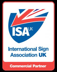 ISA UK Member Badge - Commercial Partner