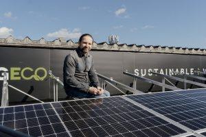 Planet-U Energy partnership helps ISA-UK Member Imageco reduce its carbon footPRINT